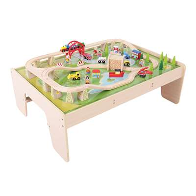Train Set & Table, BJT040