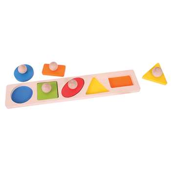 Matching Board Puzzle Shapes, BJTBB040