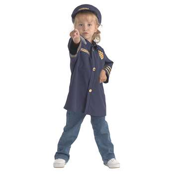 Dramatic Dress Ups Community Helper Costumes Police Officer By Brand New World