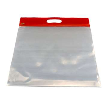 Zipafile Storage Bags 25Pk Red By Bags Of Bags