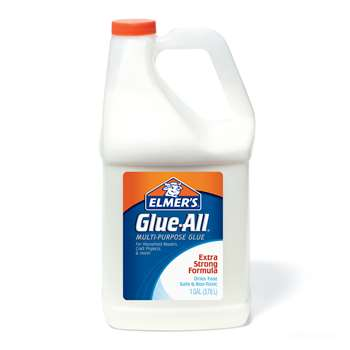 Elmers Glue Gallon Bottle By Elmers - Borden