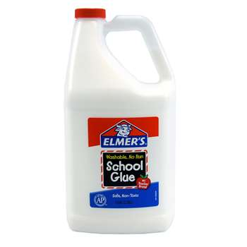 Elmers School Glue Gallon Bottle By Elmers - Borden