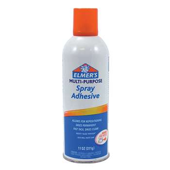 Spray Adhesive 11 Oz. Can By Elmers - Borden