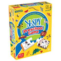 I Spy Preschool Game By Briarpatch