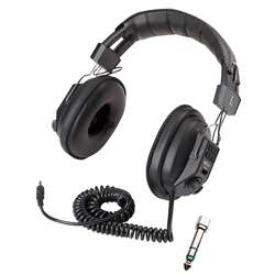 Switchable Stereo/Mono Headphones By Califone International