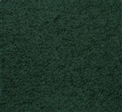 Mt St Helens Solids Emerald Oval 6'x9' Carpet, Rugs For Kids
