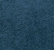 Mt St Helens Solids Blueberry Oval 6'x9' Carpet, Rugs For Kids