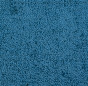 Mt St Helens Solids Marine Blue Oval 6'x9' Carpet, Rugs For Kids