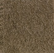 Mt St Helens Solids Mocha Oval 6'x9' Carpet, Rugs For Kids