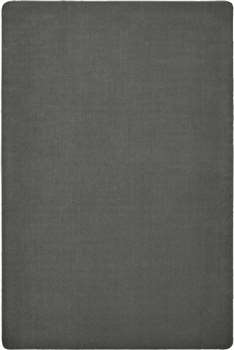 "Mt Shasta Solids Wolf Grey Rectangle 8'4""x12' Carpet, Rugs For Kids"