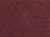KIDply Soft Solids Crimson Rectangle 6'x9' Carpet, Rugs For Kids