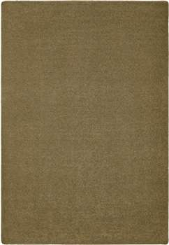 "KIDply Soft Solids Brown Sugar Rectangle 8'4""x12' Carpet, Rugs For Kids"