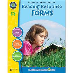 Reading Response Forms Grs 5-6 By Classroom Complete