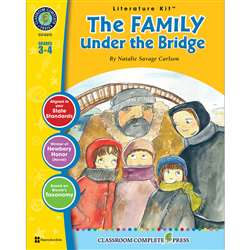 The Family Under The Bridge Literature Kit Gr 3-4, CCP2313