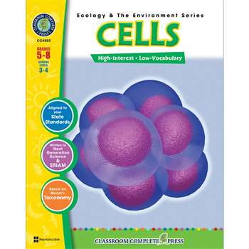 Ecology & The Environment Series Cells By Classroom Complete