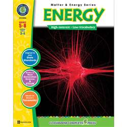 Matter & Energy Series Energy By Classroom Complete