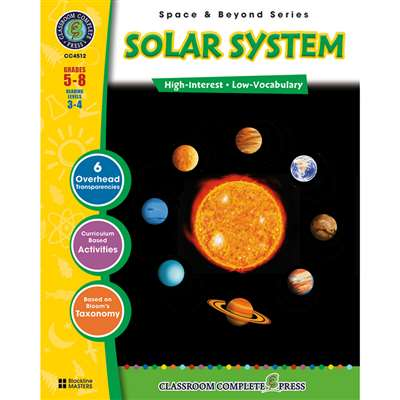 Solar System By Classroom Complete