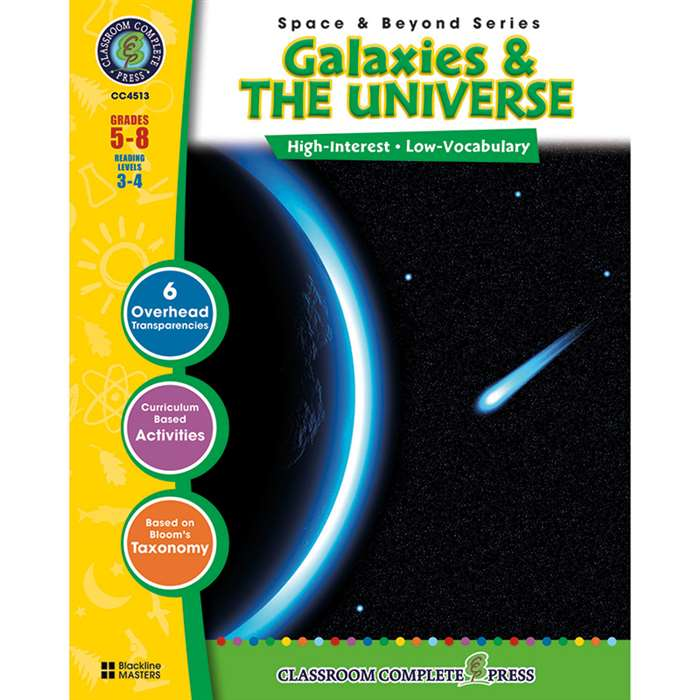 Galaxies & The Universe By Classroom Complete