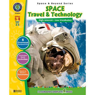 Space Travel & Technology By Classroom Complete