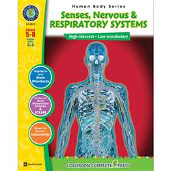 Nervous Senses & Respiratory Systems By Classroom Complete