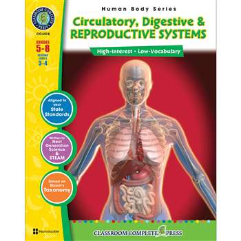 Circulatory & Reproductive Systems By Classroom Complete