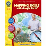 Mapping Skills With Google Earth Gr 6-8 By Classroom Complete