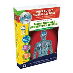 Senses Nervous Respiratory Systems By Classroom Complete