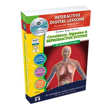 Circulatory Digestive Reproductive Systems By Classroom Complete