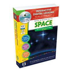 Interactive Whiteboard Lesson Plans Space Big Box, CCP7560
