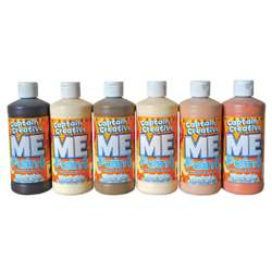 Captain Creative Me Paint 16Oz 6Set By Certified Color