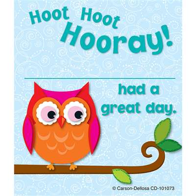 Hoot Hoot Hooray Coupons By Carson Dellosa