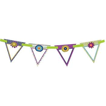 You-Nique Bunting Banner, CD-102041