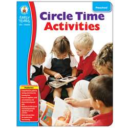 Early Years Circle Time Activities, CD-104452