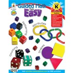 Guided Math Made Easy Gr K By Carson Dellosa