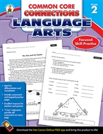 Shop Language Arts Gr 2 Common Core Connections - Cd-104609 By Carson Dellosa