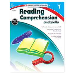 Shop Book 1 Reading Comprehension And Skills - Cd-104619 By Carson Dellosa