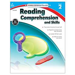 Shop Book 2 Reading Comprehension And Skills - Cd-104620 By Carson Dellosa