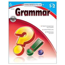 Shop Grammar Book Gr 1-2 - Cd-104633 By Carson Dellosa