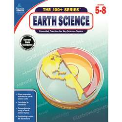 Earth Science Gr 5-8, CD-104640