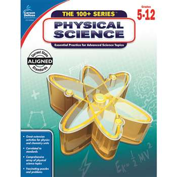 Physical Science Gr 5-12, CD-104642