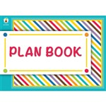 Color Me Bright Plan Book, CD-104792