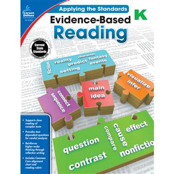 Evidence Based Reading Gr K, CD-104829