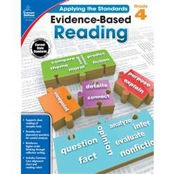 Evidence Based Reading Gr 4, CD-104833
