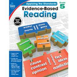 Evidence Based Reading Gr 5, CD-104834