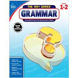 100 Plus Grammar Gr 1-2, CD-104835