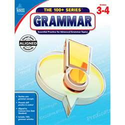100 Plus Grammar Gr 3-4, CD-104836