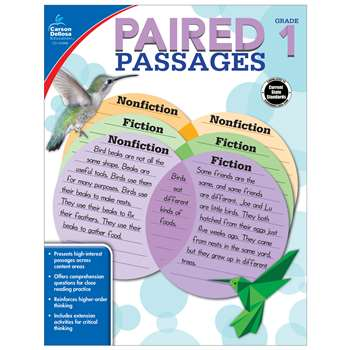 Paired Passages Gr 1, CD-104886