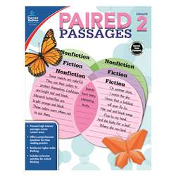 Paired Passages Gr 2, CD-104887