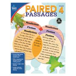 Paired Passages Gr 4, CD-104889