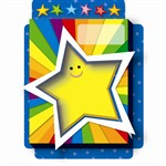 Rainbow Stars Pop Its Pocket By Carson Dellosa